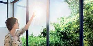 Солнце в окне