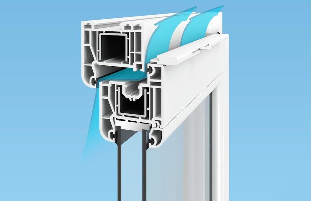Клапан, установленный без фрезеровки